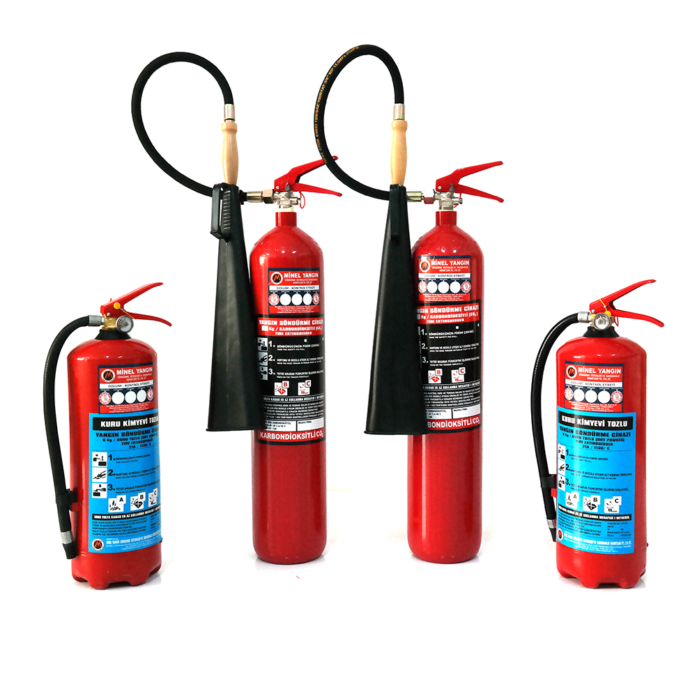 Yangın Söndürme Cihazı